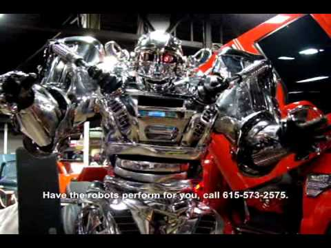 World's Greatest Robot Show 2011